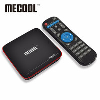 10 шт./лот Satxtrem mecool M8S Pro w Smart S905W Android TV Box 2 г/16 г Android 7.1 Поддержка 4 К Wi-Fi Сталкер MAG25X media player