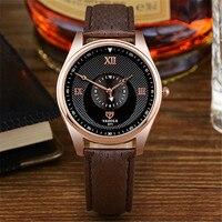 YAZOLE Men S Quartz Watch New Fashion Watches For Men Three Round Top Brand Luxury Wristwatch
