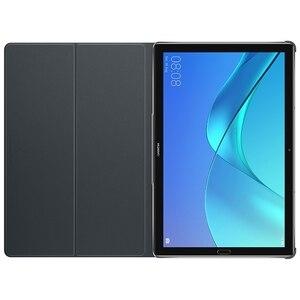 Image 3 - Huawei 社オリジナルスマートタブレットケースのための huawei 社 M5 プロ M5 8.4 10.8 インチの住宅スリープ機能インテリジェントタブレットケース