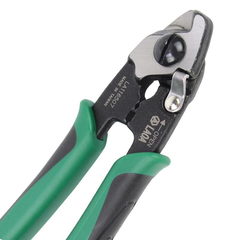 LAOA 7 palcové lanové nůžky na stříhání drátu Multifunkční - Ruční nářadí - Fotografie 3