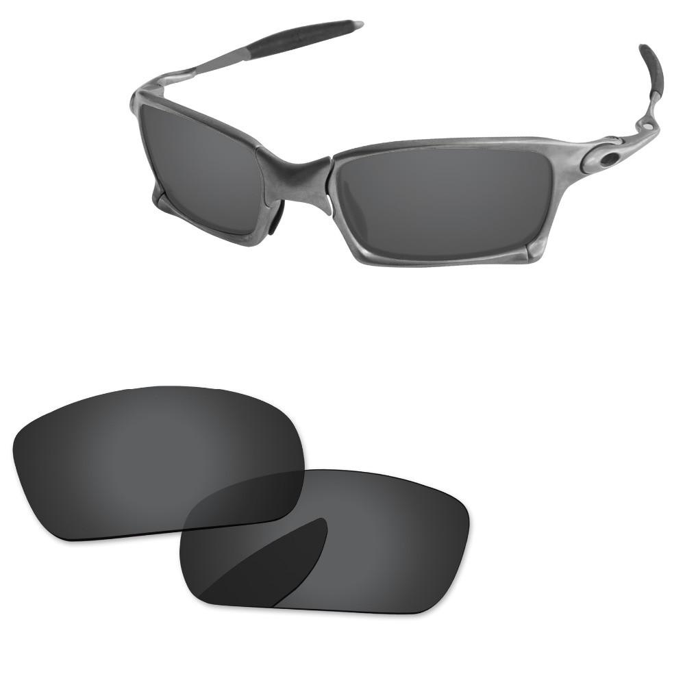 PapaViva POLARIZED Ersatzgläser für X Squared Sonnenbrillen 100% - Bekleidungszubehör - Foto 2
