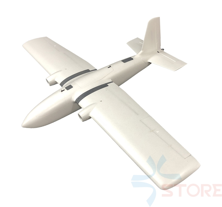 MFD Nimbus 1800 Long Range VTOL Fixed Wing UAV Drones
