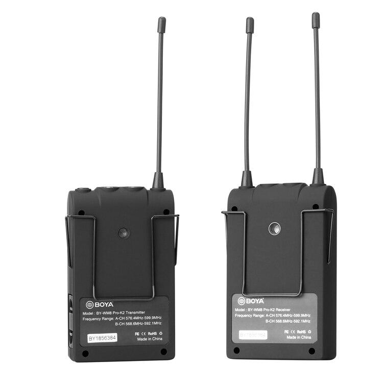Lavalier Wireless Microphone11