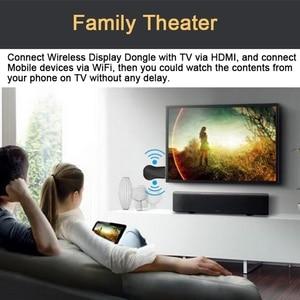 Image 4 - TV Stick WiFi Display Dongle HD HDMI Media Video Streamer เครื่องรับสัญญาณ Dongle สำหรับ Chromecast 2 3 Chrome chrome Cast