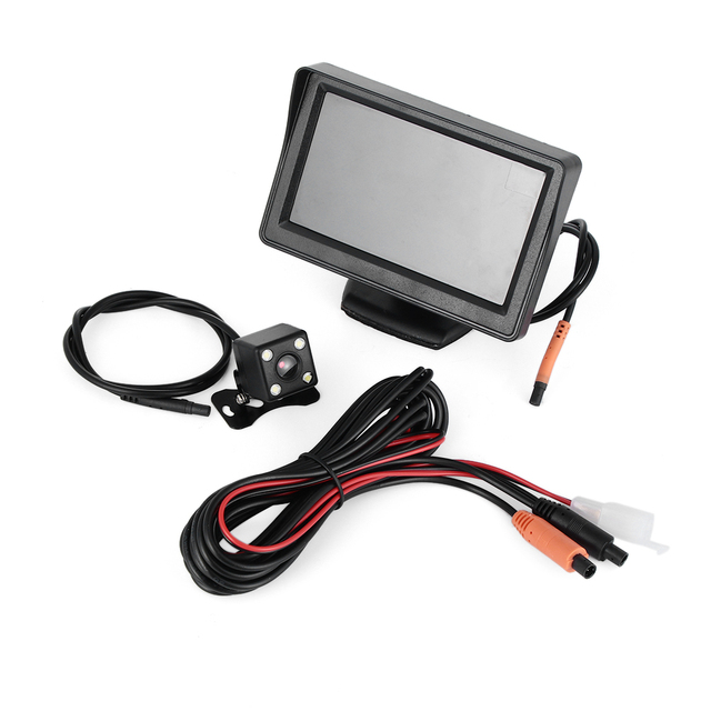 2 In1 Car Parking System Kit 4.3