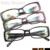 Diseño clásico Cuadrado Nombre Moda Al Por Mayor de Alta Calidad de Los Hombres/de las mujeres Gafas Anteojos Ópticos Marco de Anubis