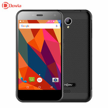 Nomu S20 Android 6.0 5.0 pouce 4G Smartphone MTK6737 1.5 GHz Quad Core 3 GB RAM 32 GB ROM Hotspot HiFi Étanche IP68 Mobile Téléphone