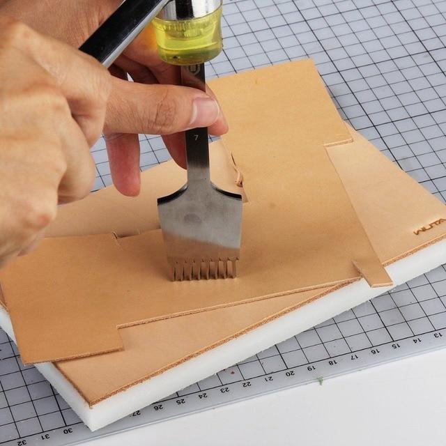 WUTA 20 x 12 cm High Quality PVC White Cutting Board 4