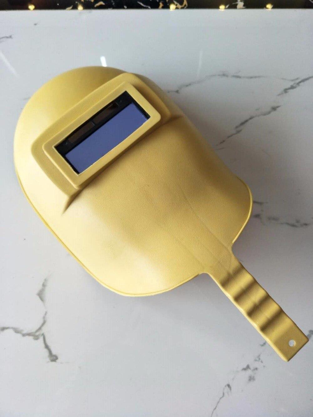 de Solda Capacete de soldagem Automática Cheia