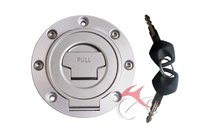 Motorcycle Scooter Fuel Gas Cap with cover KEY for YAMAHA FZ1S FZ8 FAZER8