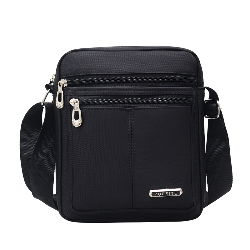 Men Oxford Casual Messenger Bag Satchel Fashion Handbags Man Shoulder Bags High Quality Travel Business Male Crossbody Bags Tote