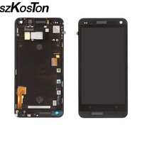 SZKOSTON High Quality LCD Display For HTC One M7 LCD Touch Screen With Digitizer Assembly 100