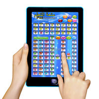 Arabic English Language Math Learning Machine Pad Toy Simple Arithmetic For Kid Early Education Touch Screen