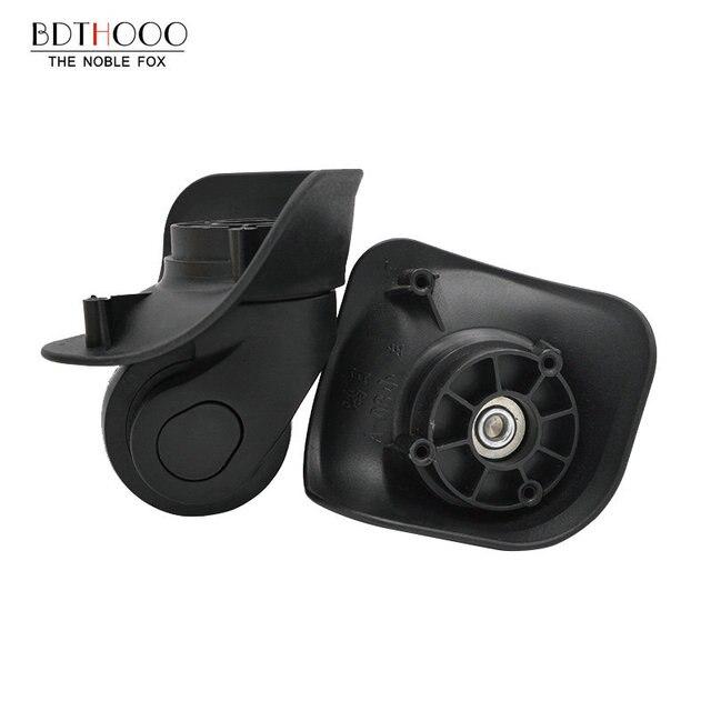 BDTHOOO Замена багажных колеса для чемоданов ремонт ручной Спиннер чемоданные колесики колеса запчасти Тележка Замена резины A08-WXL