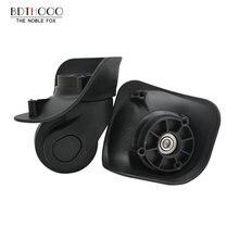 Bdthooo замена камера колеса для чемоданов ремонт ручной Spinner колесиках части тележки Замена резины A08-WXL