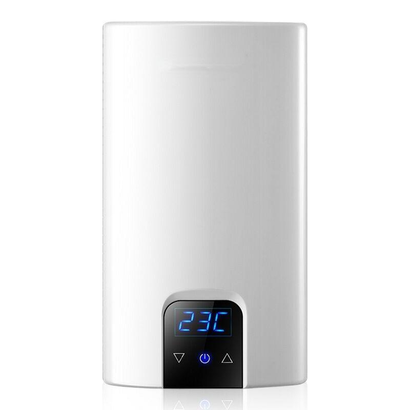 瞬時シャワー電気温水器浴槽用キッチンシンクタップと蛇口インスタント加熱流れる給湯  グループ上の 家電製品 からの 電気温水器 の中 1