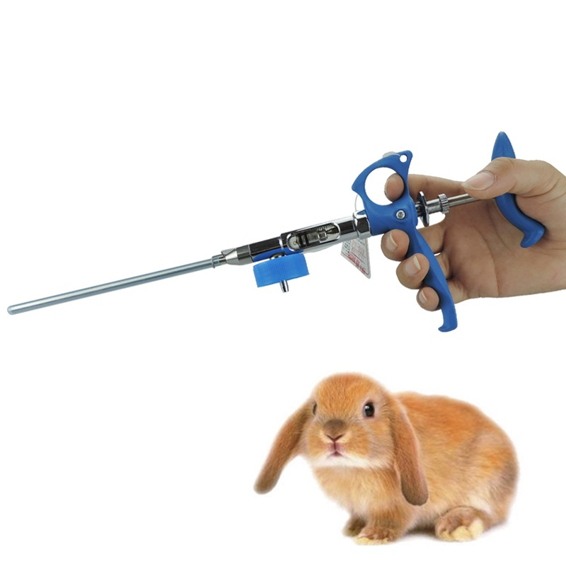 1 Set Rabbit Insemination Gun Insemination Grab Rabbit Semen Collector Rabbit With Artificial Insemination Equipment For Rabbit