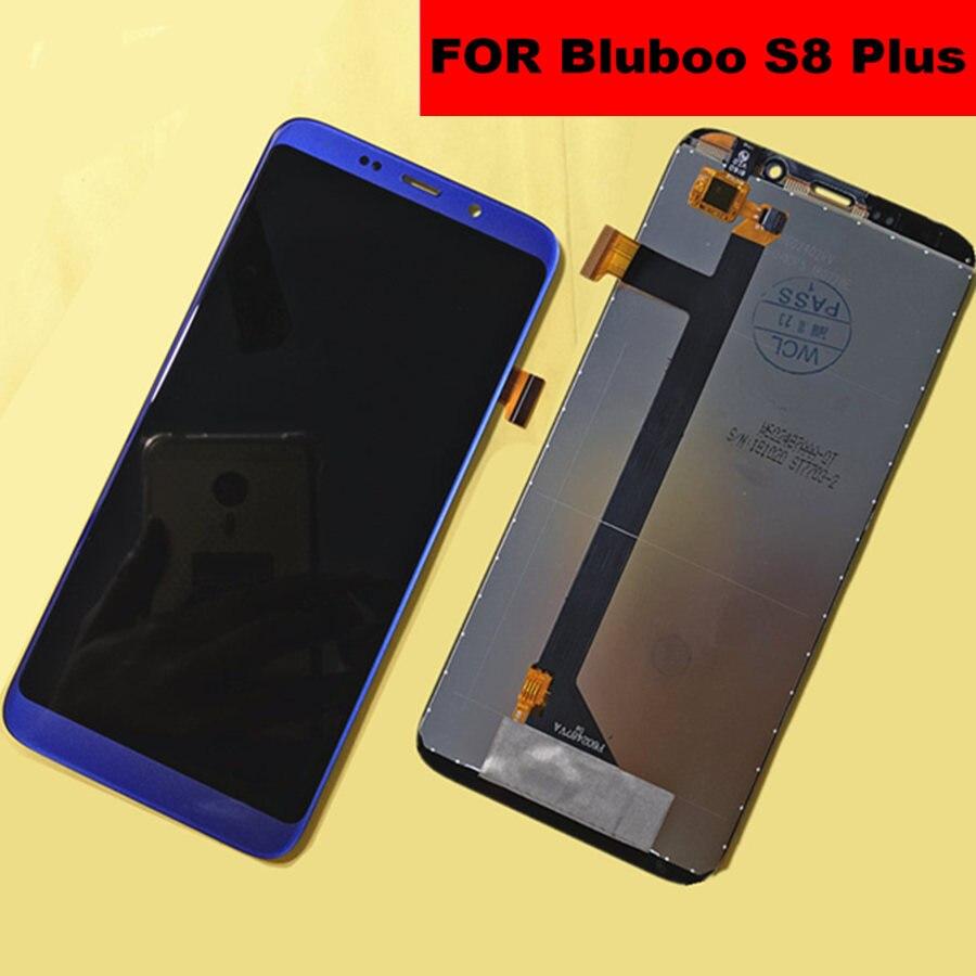 Für Bluboo S8 plus LCD Display und Touch Screen + Werkzeuge Digitizer Montage Ersatz Zubehör Für Telefon