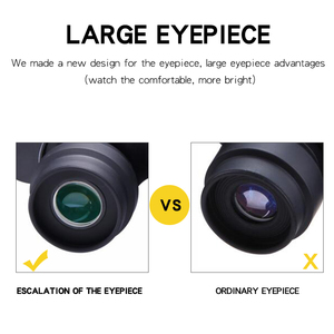 Image 3 - SCOKC 10 30X50 power zoom Fernglas 10 30x60 für jagd professionelle monokulare teleskop BAK4 Porro Prisma Niedrigen Nacht vision