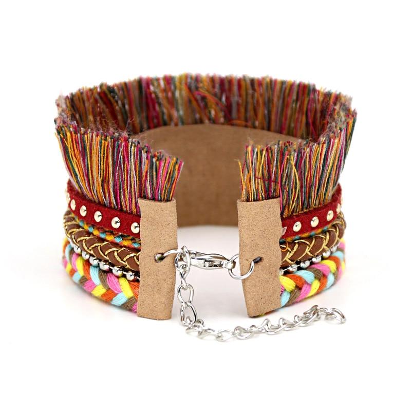 VONNOR Schmuck Boho Armbänder für Frauen Freundschaftszubehör - Modeschmuck - Foto 4