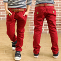Boy Child Casual Pants Autumn And Winter Child Trousers  Boys Pants Children's Clothing Autumn Big Boy Trousers For 3-12 years