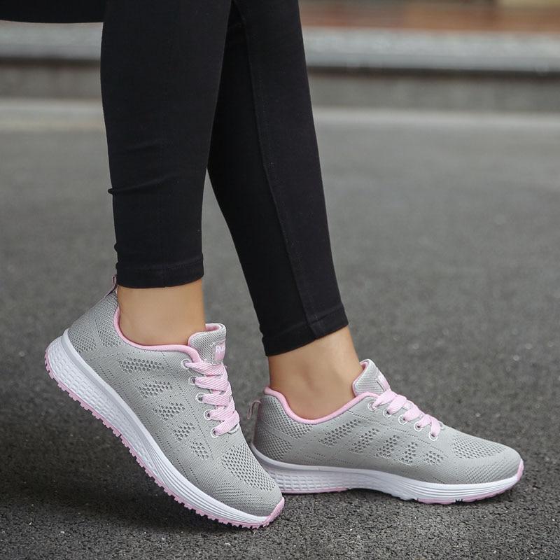 Shoes Woman Sneakers White Platform Trainers Women Shoe Casual Tenis Feminino Zapatos de Mujer Zapatillas Womens Sneaker Basket 6
