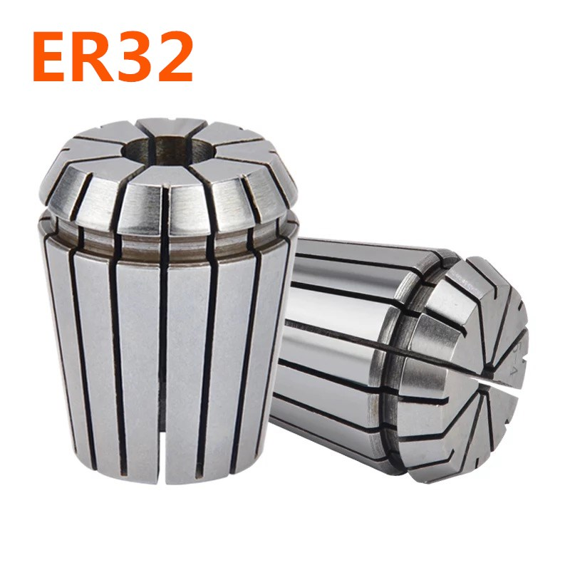 Er32 precisão máquina de gravura elástica braçadeira do eixo braçadeira bocal 3mm 4mm 6mm 8mm 10mm kit pinça alta precisão ferramenta corte