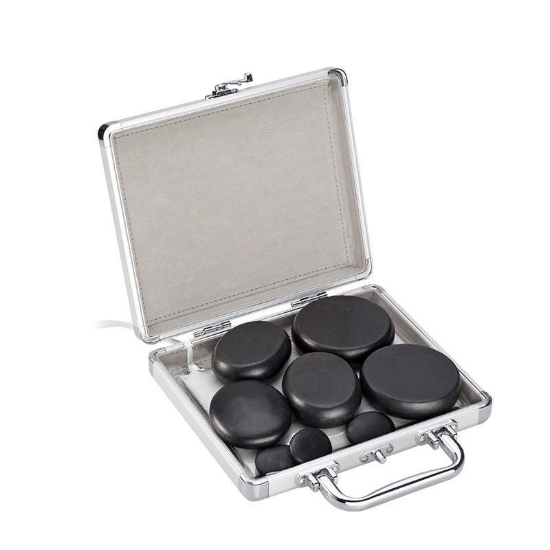 LIN CSPA Producs CE ROHS Spa equipment Mini Hot Stone Massage Set patented product