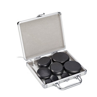 LIN.CSPA Producs.CE ROHS Spa equipment. Mini Hot Stone Massage Set patented product