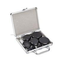 LIN.CSPA Producs.CE ROHS Spa equipment. Mini Hot Stone Massage Set patented product