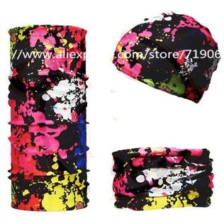 01-50 Outdoor Multifunctional Bandana Seamless Tubular Bandana 25*48 Bandanas Tube Scarf Headband Hijab Bandana Headwear Mask