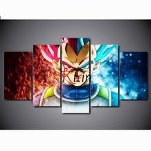 5 piezas de bola de dragón cuadrado de DIY diamante pintura diamante completo bordado Cruz puntada mosaico engomada decoración del hogar de