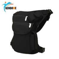 Hot Top qualité marque multifonction moto hommes jambe sac en plein air étanche taille poche en plein air paquet sac livraison gratuite