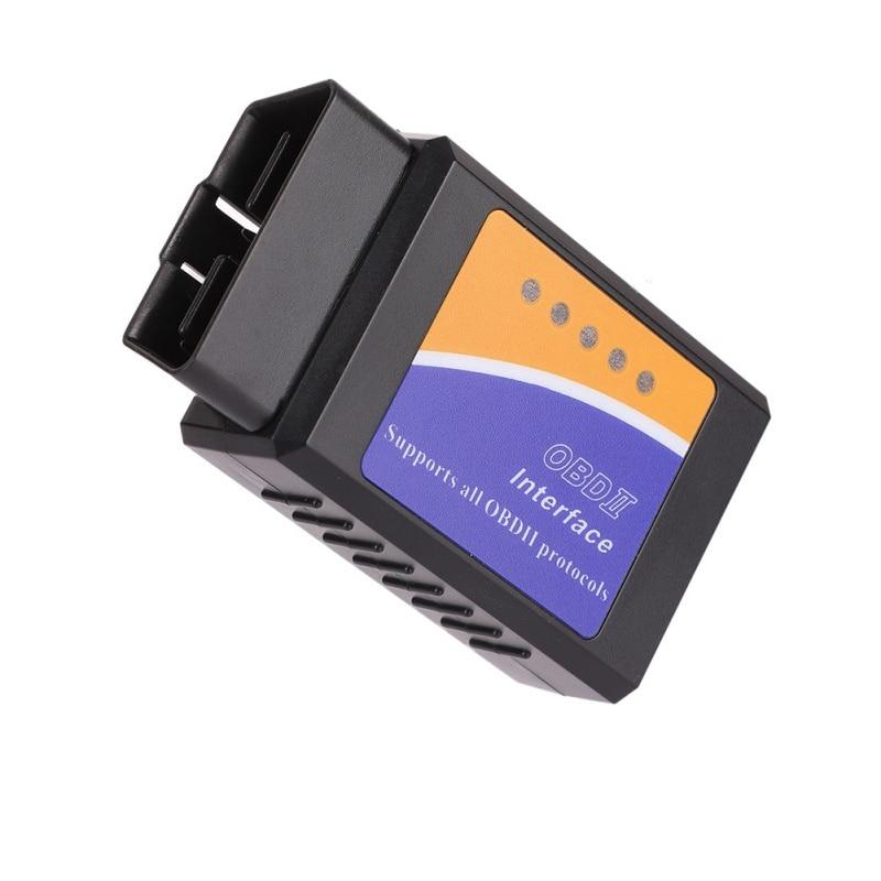 V1.5 ELM327 Bluetooth Auto Elm-327 327 2.0 Elm Tool Diagnostic Android Car Adapter ObdII For Scanner Diagnostic OBD2