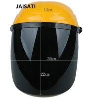 Защитный сварочный аппарат маски прозрачные защитные маски полировка защита кухня анти-масло брызг работников