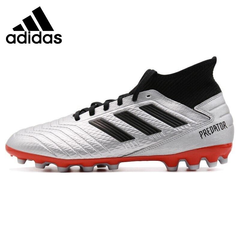 Nouveauté originale Adidas PREDATOR 19.3 AG chaussures de foot homme baskets