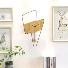3D DIY Acrylic Wall Clock Modern Kitchen Home Decor Time Clock Wall Sticker Hollow Numeral Clock modern design large big все цены