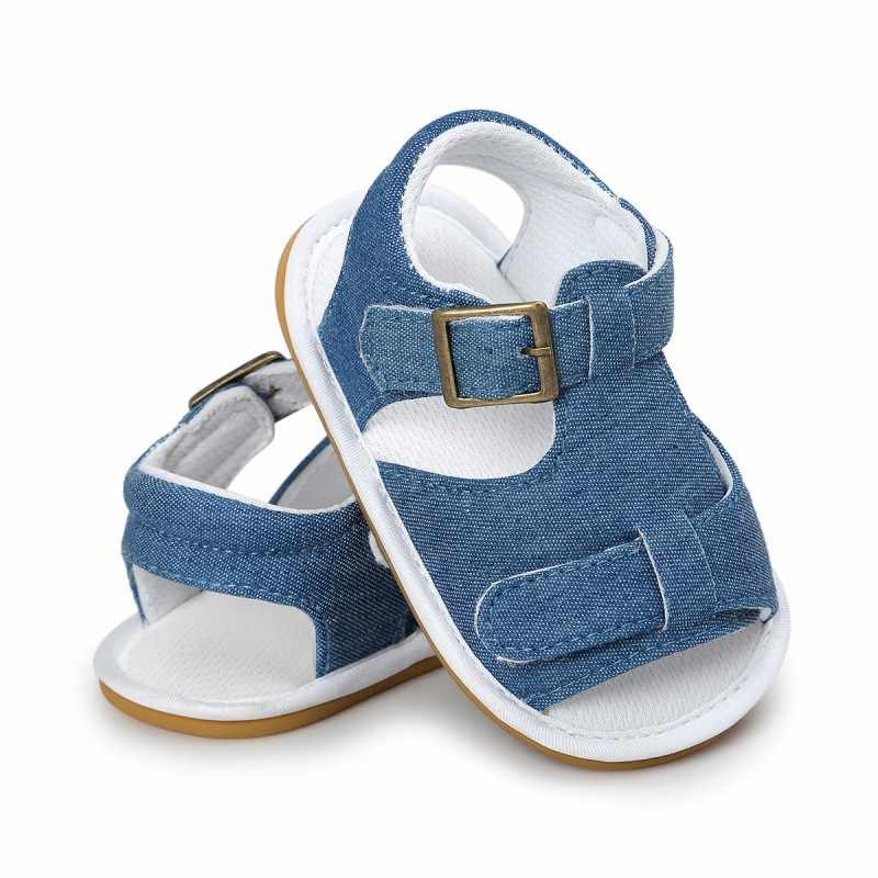 Summer Newborn Baby Girls Hollow Out Shoes Boys Casual Breathable Sandals Baby Slippers Prewalker Sandal 0-18M