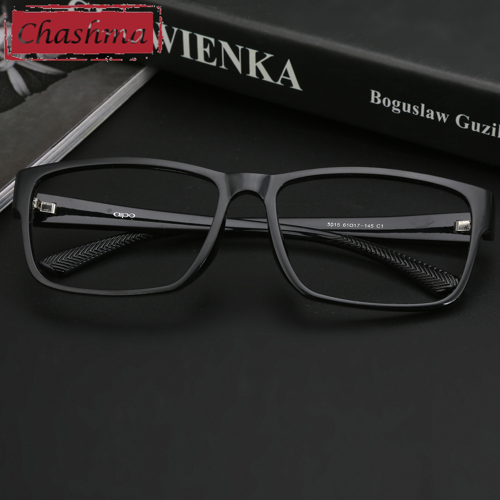 12924f2289 Άνδρες   s γυαλιά Chashma Brand Super Big Size Men Optical Glasses Frame TR  90 Quality Wide Face Male Eyeglasses for Big Face Width 150 mm