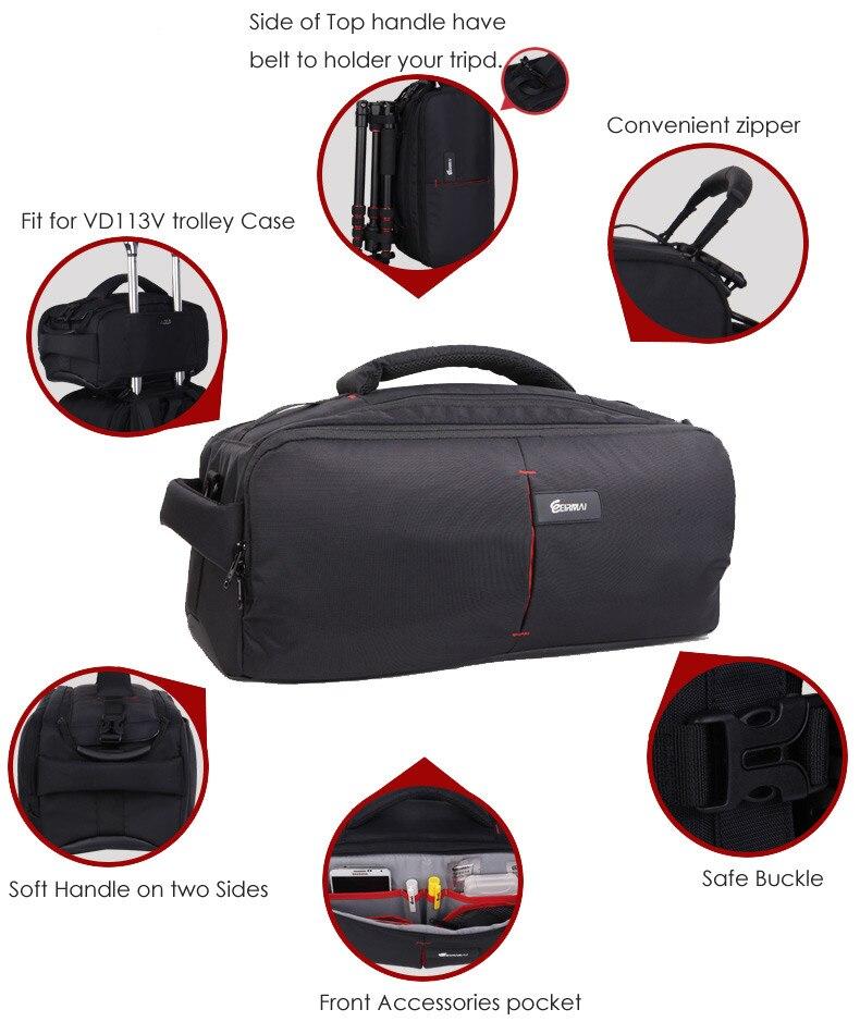 High Quality bag dslr