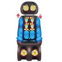 Full Back Electric Massager Shiatsu Massage Chair Mat Vibration Mat with Heat For Sale