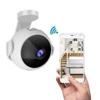 LESHP 2.8mm 720P WIFI Night Vision Two way Audio Wireless Wifi IP Home Surveillance Camera IP Camera Motion Detection Alarm