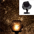 LED Night Light Star Master Astro Sky Projection Cosmos Romantic Decoration Projector Lamp for Kids Children Bedroom Nightlight
