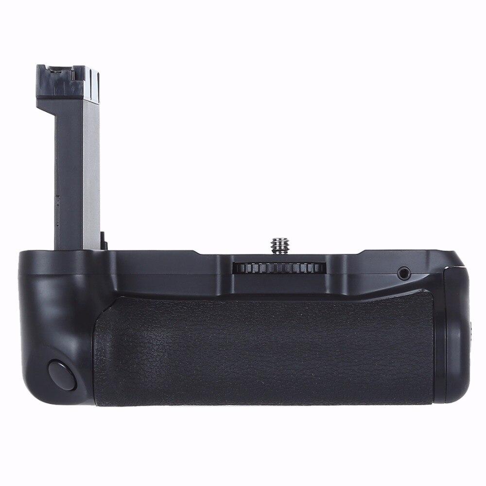 Poignée de batterie de caméra verticale PULUZ pour Canon EOS 800D/rebelle T7i/77D