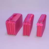 Trousse Scolaire Stylo School Pencil Case 2 3 4 Layer Pencilcase Papelaria Supplies Estojo Menina Box