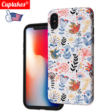 Luxury Glossy Soft Silicone Case for Apple iPhone X 10 XS Max XR 7 Plus 8 6S 6 Full Cover Cute Korea Fly Bird Butterfly Glitter