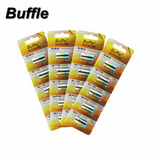 цена на 20Pcs/4Cards Buffle 28A 476A 28A L1325 A544 4LR44 6V Alkaline Primary Battery Batteries For Laser Cosmetic Pen