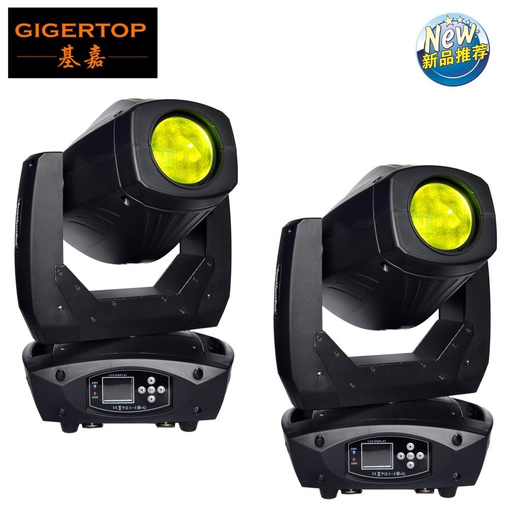 2xLot New 200W LED Beam Spot Wash 3in1 Moving Head Light Linear Zoom Theatre light DMX 18Channels Best Selling Disco KTV Light все цены