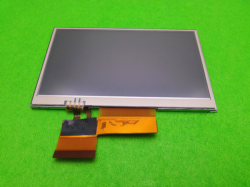 Original new 4.3inch for garmin nuvi 1340 1340T GPS LCD display screen LQ043T1DH41 LCD screen+Touch Panel Free shipping new and original 9inch flat panel lcd internal display l900h30 w1 v2 0 lcd