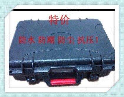 Waterproof photographic equipment abs case Waterproof box safety box shockproof waterproof js-3  CD50